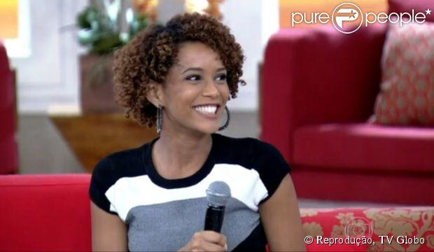 Taís Araújo diz que está ansiosa para assistir ao primeiro capítulo de 'Geração Brasil'. A atriz participou do 'Encontro com Fátima Bernardes' em 5 de maio de 2014