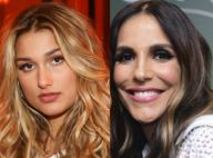 Sasha Meneghel posa sensual e Ivete Sangalo elogia com humor:'Jesus, multiplica'