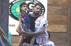 Cauã Reymond não pretende incentivar a filha a ser atriz: 'Ter vida mais normal'
