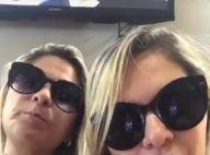 Luciana Lacerda é criticada após morte de Marcelo Rezende e rebate: 'Vida segue'