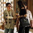 Ivan (Carol Duarte) sofreu agressão por transfobia e perdeu o bebê, na novela 'A Força do Querer'
