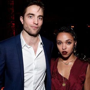 Fka Twigs. Foto do site da Pure People que mostra Robert Pattinson se separa de FKA Twigs três meses após anunciar noivado