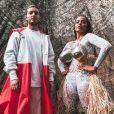 'Is That For Me' foi lançado na mansão de Anitta, Zona Oeste do Rio de Janeiro, na madrugada desta sexta-feira, 13 de outubro de 2017