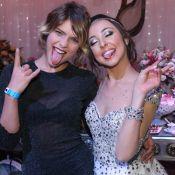 Festa de atriz reúne Isabella Santoni, o ex Rafael Vitti e mais famosos. Fotos!