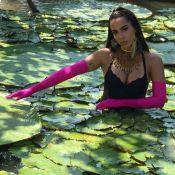 Stylist explica looks coloridos de Anitta em clipe 'Is That For Me':'Sem regras'