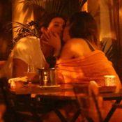 Romulo Neto, ex de Cleo Pires, é flagrado beijando morena após jantar. Fotos!