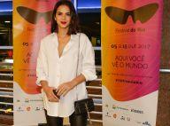 Bruna Marquezine curte Festival do Rio com look elegante e bolsa de R$11 mil