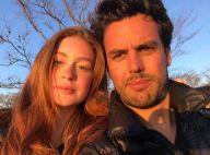 Marina Ruy Barbosa comemora aniversário do marido em lua de mel: 'My sunshine'