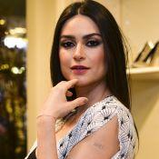 Thaila Ayala rejeita rótulo de 'pegadora de gringos': 'Isso me incomoda muito'
