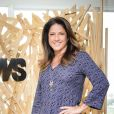 Christiane Pelajo está trabalhando na Globo News