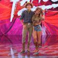 Nicolas Prattes agitou a web ao beijar sua professora do 'Dança dos Famosos'