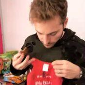 À espera de gêmeos, Paulo Gustavo ganha presente de fãs para Gael e Flora. Vídeo