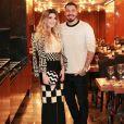 Ex-BBBs Fernando Medeiros e Aline Gotschalg estão casados há dois anos
