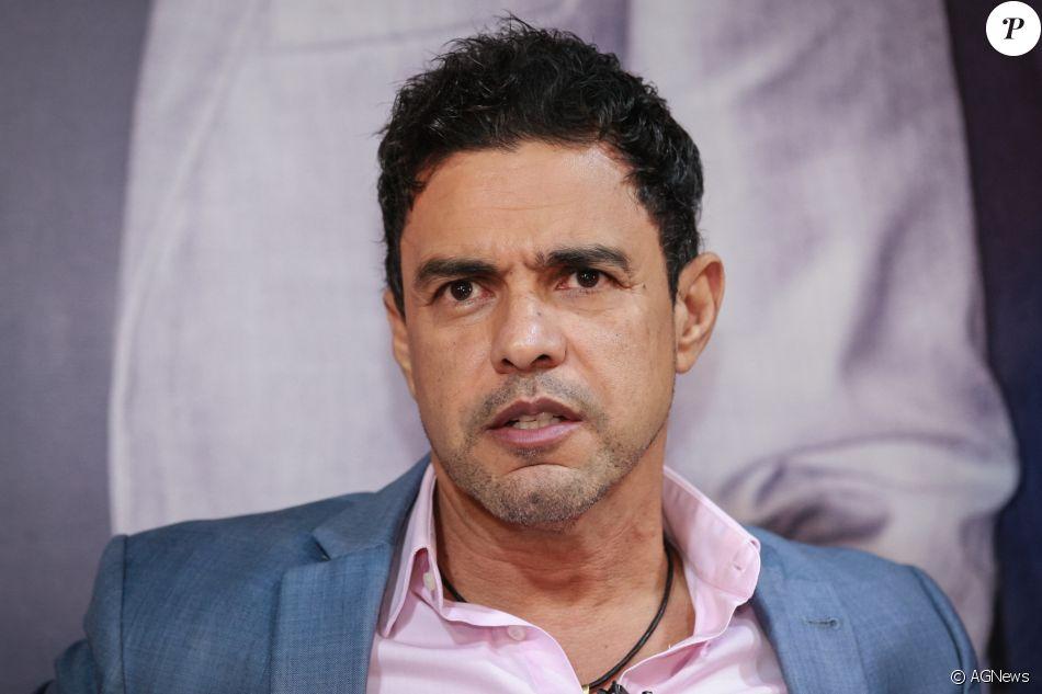 Zezé Di Camargo  passou mal durante a gravação de um comercial na última sexta-feira, 13 de outubro de 2017