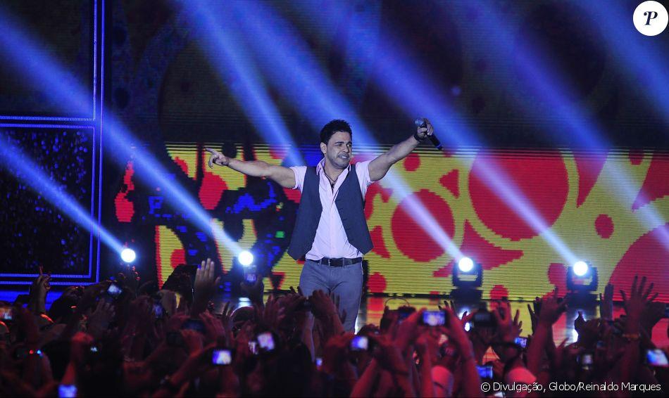 Zezé Di Camargo falou que quer diminuir o número de shows com o irmão Luciano