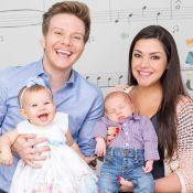 Thais Fersoza cita mudanças na gravidez de Teodoro e na de Melinda: 'Mais brava'