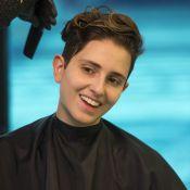 Carol Duarte elege cena de Ivan cortando cabelo como favorita: 'Saí feliz'
