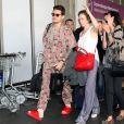 John Mayer chegou ao Brasil nesta segunda-feira, 16 de outubro de 2017