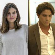 Novela 'Pega Pega': Eric sente ciúmes de Lourenço e briga com Luiza. 'Aproximou'