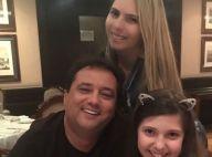 Luciana Lacerda nega rumor de namoro com Geraldo Luís: 'Irmão do homem que amo'