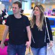 Daiana Garbin está casada com o apresentador Tiago Leifert há 5 anos