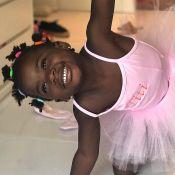 Giovanna Ewbank mostra Títi de bailarina e com novo penteado: 'Feliz da vida'