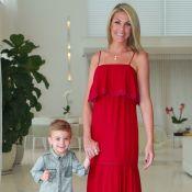 Ana Hickmann presta queixa de injúria sofrida por filho: 'A justiça existe, sim'