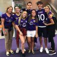 Kaká, ao se despedir do Orlando City, publicou uma foto romântica ao lado da namorada, Carol Dias