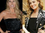 Adriane Galisteu entrega disputa com Angélica na infância: 'Muito bonita'