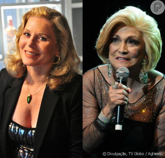 Vera Fischer será Hebe Camargo na série 'Assédio', da TV Globo, sobre o ex-médico Roger Abdelmassih