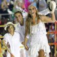 Ivete Sangalo ainda citou o marido, Daniel Cady: 'Papai pira'