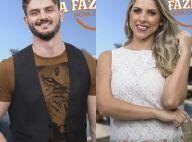'A Fazenda': Marcos Härter descarta namoro com Ana Paula Minerato. 'Perigoso'
