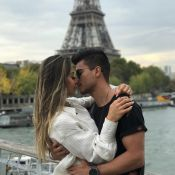 Viagem de Mayra Cardi e Arthur Aguiar na Europa é marcada por romantismo. Fotos!