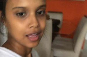 Aline Dias exibe barriga de gravidez em aula de pilates: 'Aluna exemplar'. Vídeo