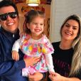 Mirella Santos nega, ao Purepeople, exagero na exposição da filha, Valentina: 'É algo natural'