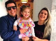 Mirella Santos nega exagero na exposição da filha, Valentina: 'É algo natural'