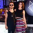 Monica Benini se declarou para o marido, Junior Lima, em post no Instagram