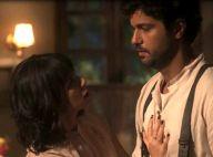 'Tempo de Amar': Inácio quase será atropelado após ser enganado por Lucinda
