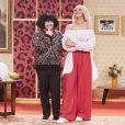Pabllo Vittar gravou uma participação especial no programa humorístico 'Vai Que Cola', exibido no canal Multishow