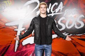 Aos 20 anos, Nicolas Prattes afirma estar solteiro, mas garante: 'Nunca sozinho'