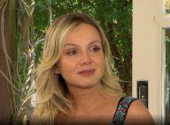 Eliana se emociona ao voltar à TV após dar à luz: 'Não sabia que choraria assim'