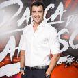 Joaquim Lopes é um dos participantes da 'Dança dos Famosos'