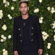 O cabelo verde de Neymar movimentou as redes sociais nesta segunda-feira, 30 de outubro de 2017