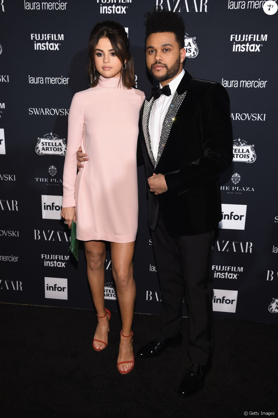 Selena Gomez e The Weeknd terminam namoro de 10 meses, de acordo com a revista 'People' nesta segunda-feira, dia 30 de outubro de 2017
