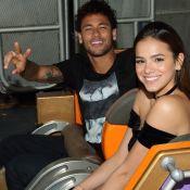Sem querer? Bruna Marquezine dá like em foto de Neymar, mas retira curtida
