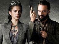 Veja beijo de Bruna Marquezine e José Fidalgo em cena de 'Deus Salve o Rei'