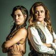 Clara (Bianca Bin) será internada em hospício, Sophia (Marieta Severo), com ajuda da cunhada