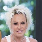 Abelha entra no cabelo de Ana Maria Braga no 'Mais Você': 'Pelo amor de Deus'