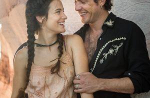 Sergio Guizé avalia amor doentio de personagem em novela: 'Força para magoar'