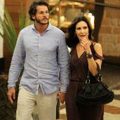 Fátima Bernardes foi apresentada ao namorado por uma produtora do 'Encontro'